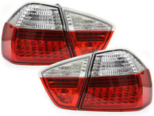 Fanali posteriori LED BMW E90 3er Lim. 05+  red/crystal