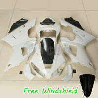 ABS Injection Fairings Kit BodyWork For YAMAHA YZF R1 2000-2001 00 01 Unpainted