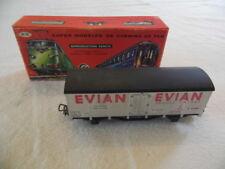 CSFM wagon réf 101 wagon EVIAN Source Cachat - train électrique HO