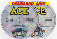 ACE MAGAZINE Full Collection DOWNLOAD Atari ST/Amiga/C64/Spectrum/Amstrad Games