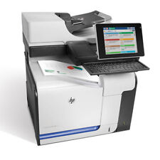 HP LaserJet Enterprise Colour Flow M575C A4 Multifunction Desktop Laser Printer