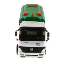 1/22 Friction Powered Engineering Vehicle Kids Toy Gift - Street Sweeper