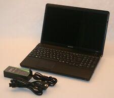 Sony Vaio VPCEE2S1E / 15,5 Zoll / 4 GB / 320 GB / Win7 Pro / PCG-61511M Notebook
