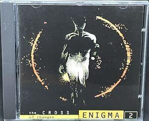 ENIGMA 2 - THE CROSS OF CHANGES, CD ALBUM, (1993).