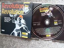 karl moersch revolution revolution  CD 1997 SDR S2 Kultur südwestrundfunk