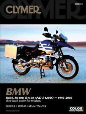 1993-2005 BMW R850 R1100 R1150 R1200C Clymer Repair Service Shop Manual M5033