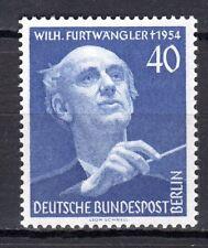 Germany / Berlin - 1955 Wilhelm Furtwängler (composer) - Mi. 128 MNH
