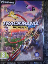 TRACKMANIA TURBO PC TM Nuevo precintado Grandes carreras acción en castellano,
