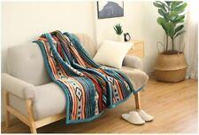 Heavy Korean Mink Flannel Fleece Blanket Microfiber Silky Plush Warm Blanket