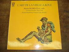 L'ART DE LA VIELLE A ROUE- Michèle FROMENTEAU - GATEFOLD LP