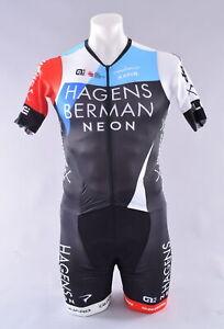 Hagens Berman Aexon Pro Cycling Team Ale Skinsuit Men's Small