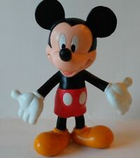"Vintage Disney Applause Mickey Mouse Bobblehead 6"" Nodder Figure"