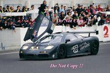 Dalmazzo & sekiiya & LEHTO McLaren F1 GTR Vincitori Le Mans 1995 fotografia 3