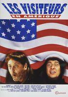 Les Visiteurs en Amerique // DVD NEUF
