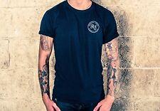Russett Jones Black Slim Fit Extra Large T Shirt Hype Superdry Ellesse Nike