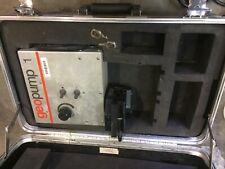 Geotech Geopump Peristaltic squeeze Ac- Dc Pump