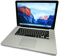 "Apple MacBook Pro 15"" 2.53GHz Core 2 Duo P8700 250GB 4GB Mid-2009 A1286"