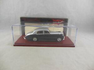 Truescale TSM104327 1955 Rolls Royce Silver Could I in Silver & Black 1:43 Scale