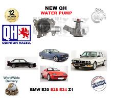 Per BMW E30 320 325 520 525 E28 E34 Z1 2.5 NUOVA POMPA ACQUA + KIT DI GUARNIZIONE