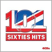 Various Artists - 101 60's Hits (4 x CD) (Book Missing)