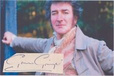 Dr Who Uncertified Original Collectable Autographs