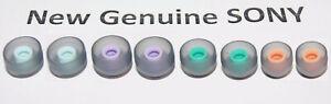 8 SONY Ear tips sleeves for NW-WS413 WS414 W273 W273S WS613 Earphones (S M L XL)