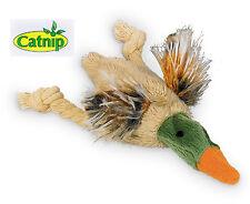Nobby 67459 Plüsch Ente mit Catnip