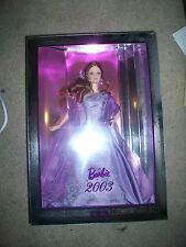 2003 Treasure Hunt REDHEAD Lavender Barbie Collector Series RARE HTF