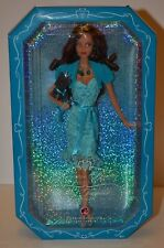 Barbie Doll Miss Turquoise Steffie Birthstone Beauties December AA