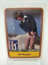 1981 Donruss PGA Tour Gil Morgan