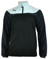 Puma Esito 3 Leisure Jacket Hombre Chaqueta Casual impermeable Negro / Blanco