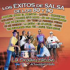Organizacion, La-Los Exitos De Salsa De Los 80 Y 90 CD NEW