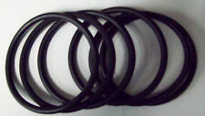 6 Heavy Duty Round Belts Fit Rubbermaid RCP9VCV12 & RCP9VCV12 Vacuum Cleaner
