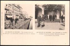 Affaire Dreyfus. Procès de Rennes. Jouaust, Billot et Mercier. Bergeret