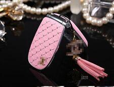 W11 Pink bag model Unlocked mobile phone Quad Band sigle SIM card mp3 mini phone