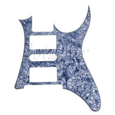 Electric Guitar Pickguard replacement Ibanez RG250 style,Gray Pearl HSH