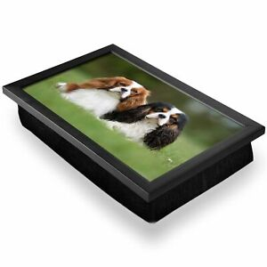 Deluxe Lap Tray - Cavalier King Charles Spaniel Dog Home Gift #15816