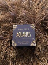 bath and body works mini candle **Aquarius