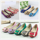 20 Candy Colors New Women Fashion Flats Slippers Lady Ballerina Casual Shoes D71