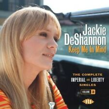 Jackie DeShannon - Keep Me in Mind: Complete Imperial & Liberty [New CD] UK - Im