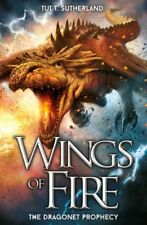 The Dragonet Prophecy (Wings of Fire) by Sutherland, Tui T. Book The Cheap Fast