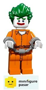 Lego 71017 The Batman Movie Minifigure : No 8 - Arkham Asylum Joker - New SEALED