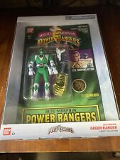 Mighty Morphin Power Rangers Auto Morphin Green Ranger Tommy Action Figure NEW