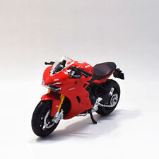 Maisto 1:18 Ducati Supersport S Motorcycle Bike Model Toy New Red