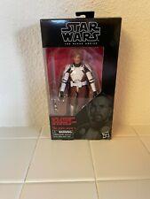Star Wars Clone Commander Obi Wan Kenobi Black Series 6 Inch Action Figure