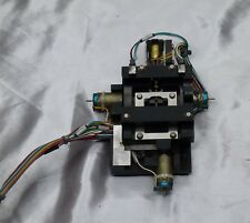 Micro Leveler 3 stepping motors/axis  Motor Reducer Cam for optics