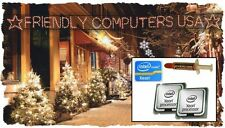 Intel Xeon 2x E5-2660 2.2GHz 20M 8-Core CPU Processor Dell Precision T7600 KIT
