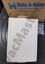 GENUINE Hide A Hose central vacuum HS5000W WHITE Valve Kit, NEWEST VERSION