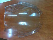 CUPULA DE DOBLE BURBUJA TRANSPARENTE HYOSUNG GT GTR R 125 250 650 05 06 08 09 1