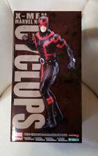 "Marvel Comics maintenant Modèle Kit Statue EN STOCK Kotobukiya /""Cyclope/"" X-Men Artfx"